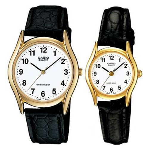 Casio Men & Women Analog Dress Watch [MTP/LTP-1094Q-7B1]